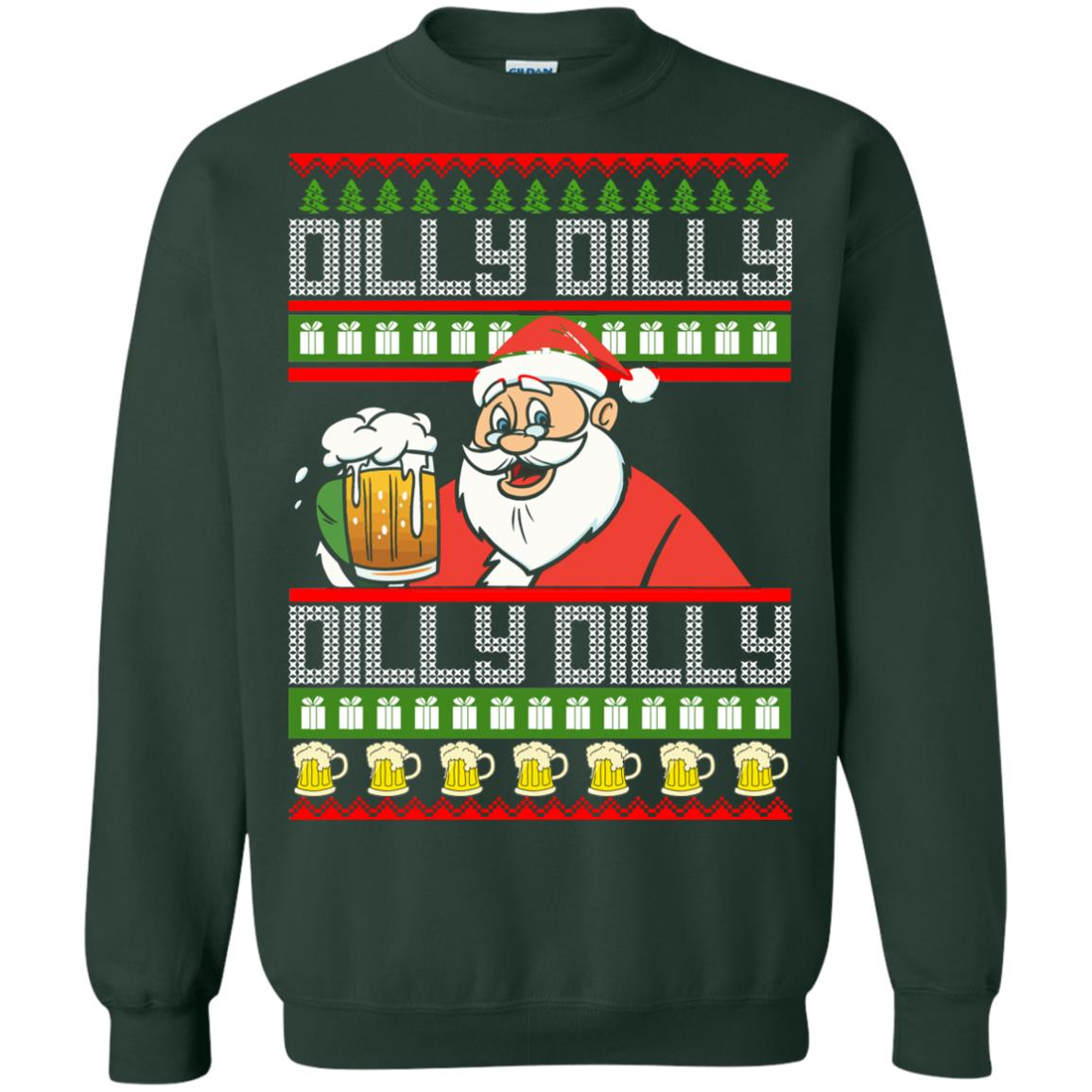image 4191 - Dilly Dilly Christmas Sweater, Shirt, Hoodie