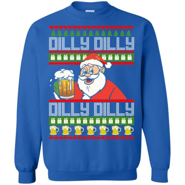 image 4192 600x600 - Dilly Dilly Christmas Sweater, Shirt, Hoodie