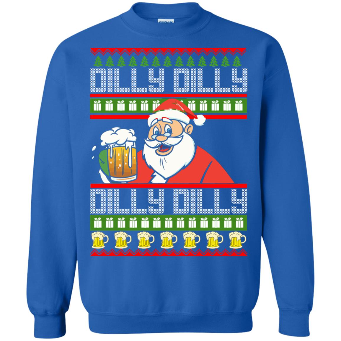 image 4192 - Dilly Dilly Christmas Sweater, Shirt, Hoodie