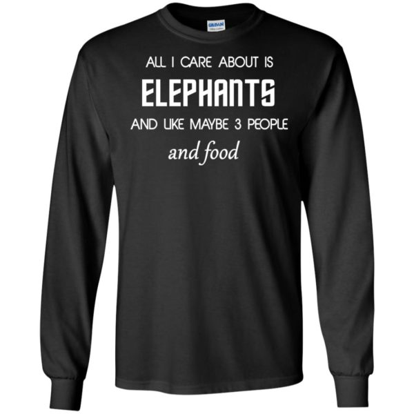 image 4195 600x600 - All I care about is elephants shirt, hoodie, sweater