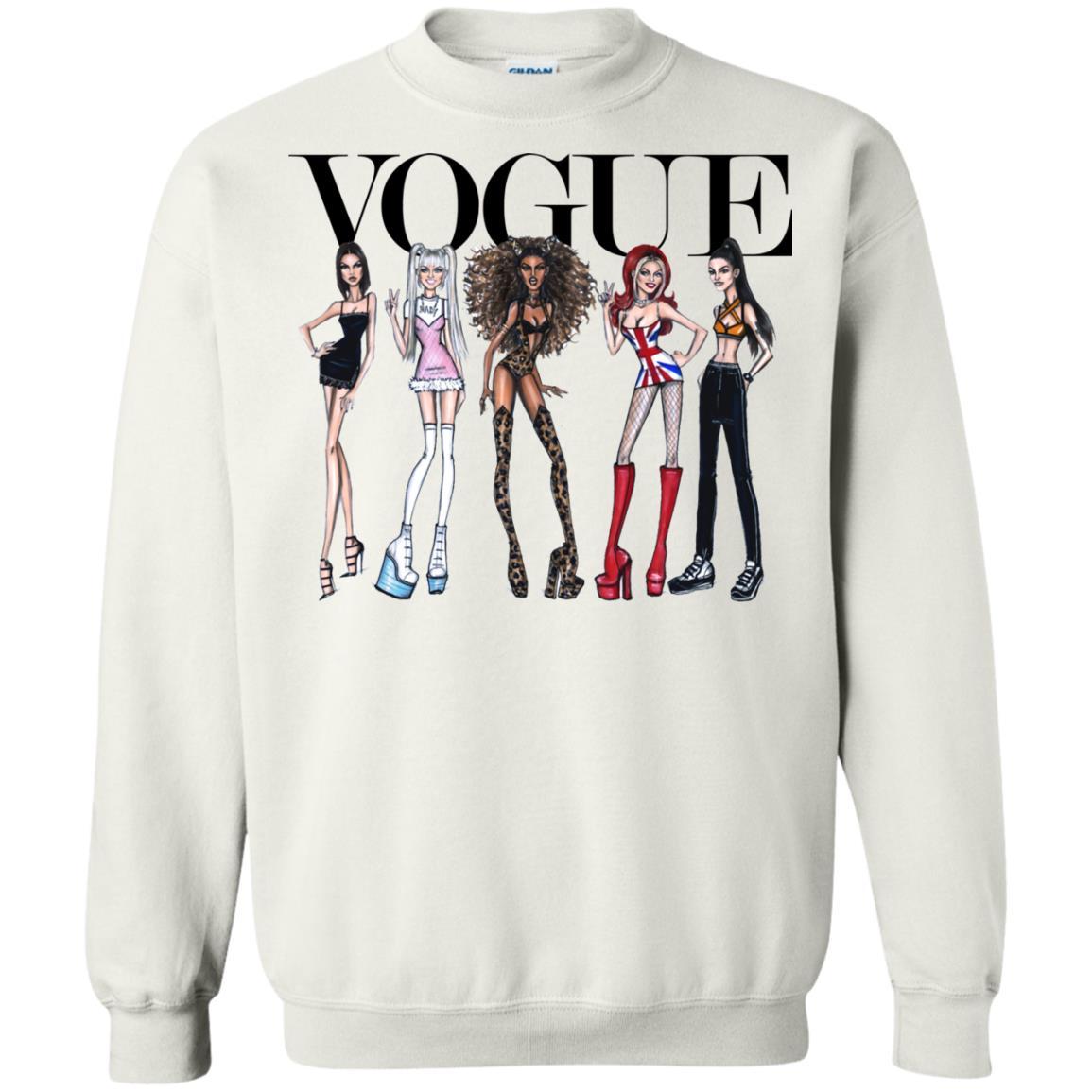image 4434 - Spice Girls Vogue shirt, sweater