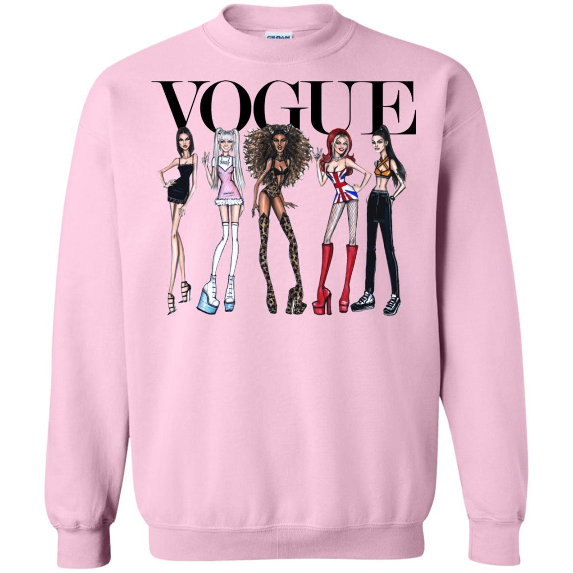 image 4435 - Spice Girls Vogue shirt, sweater