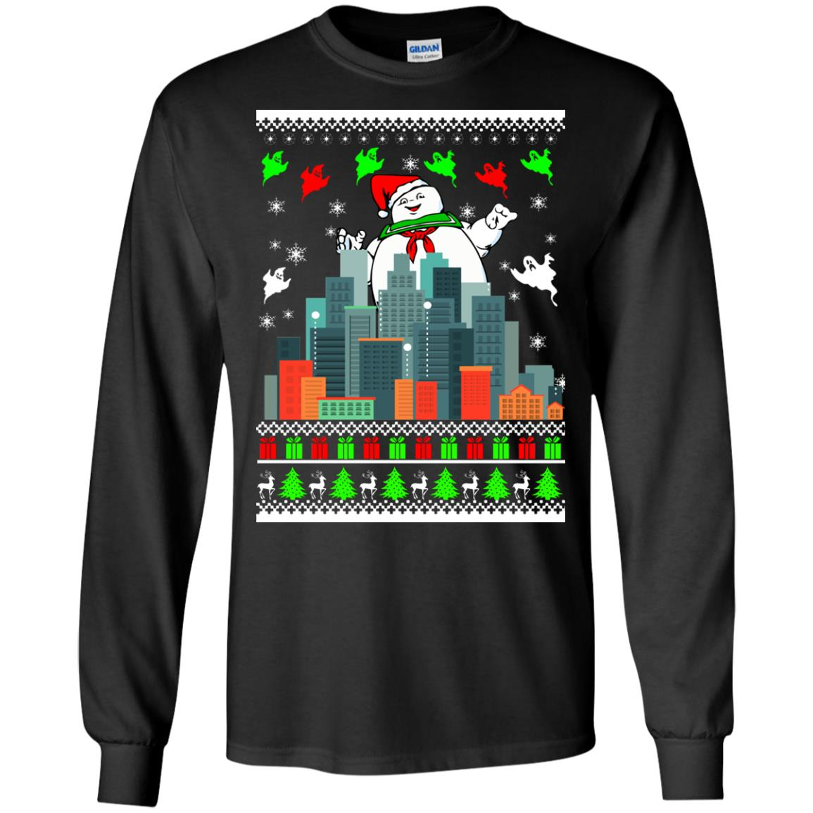 image 4466 - There is no Santa only Zuul Christmas Sweater, Shirt
