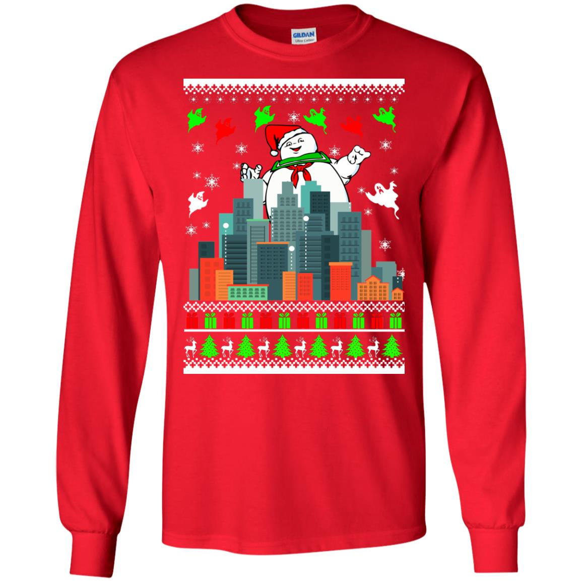 image 4467 - There is no Santa only Zuul Christmas Sweater, Shirt
