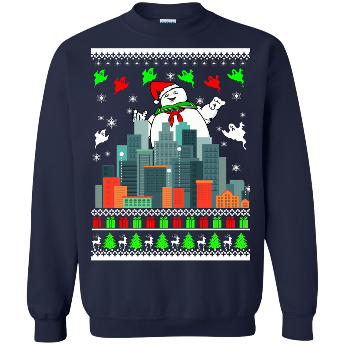 image 4473 - There is no Santa only Zuul Christmas Sweater, Shirt