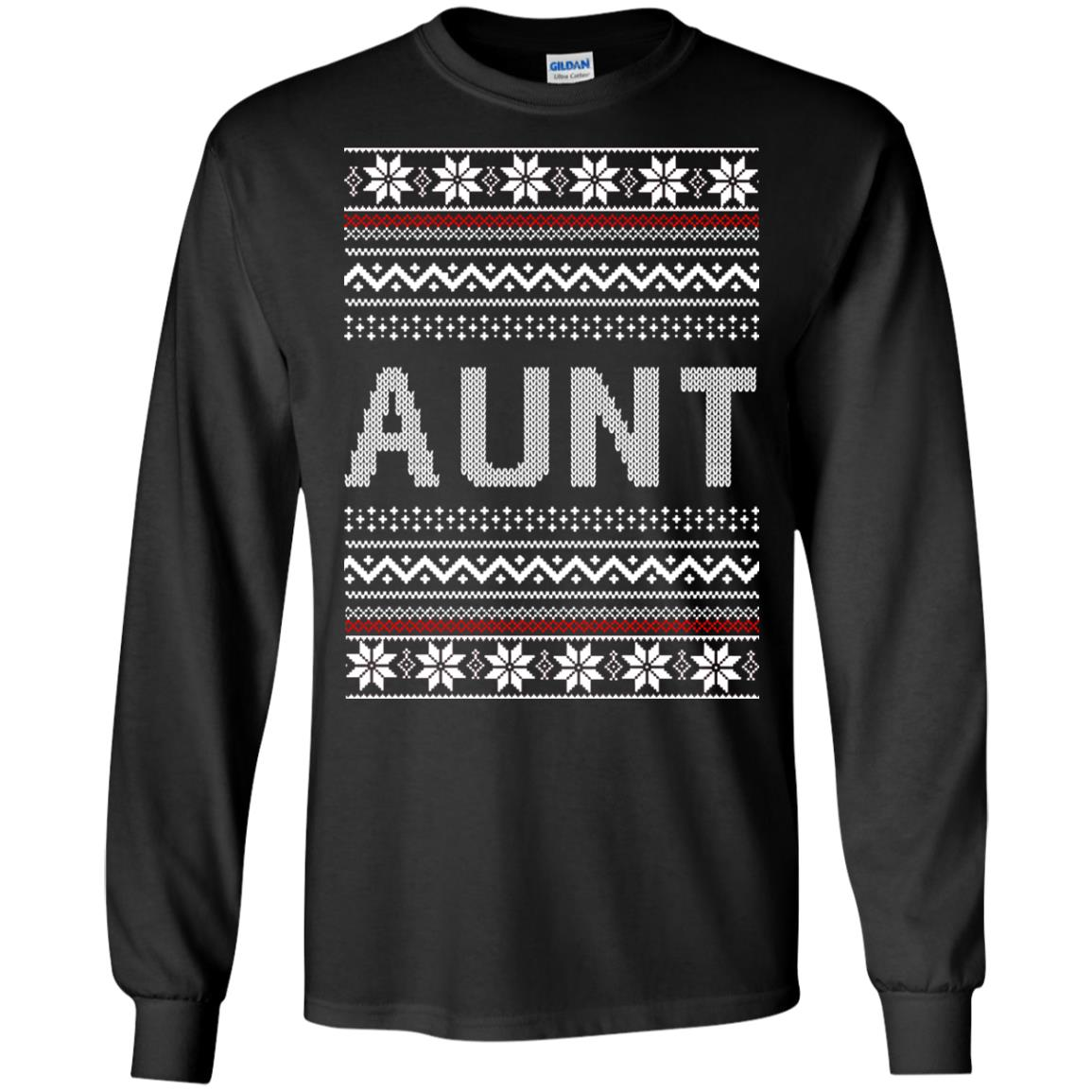 image 4611 - Aunt Ugly Christmas Sweater, Shirt, Hoodie