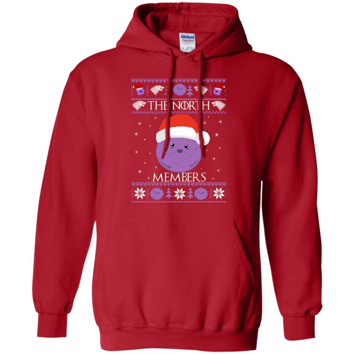 image 4784 - The North Members Christmas Sweater, Hoodie