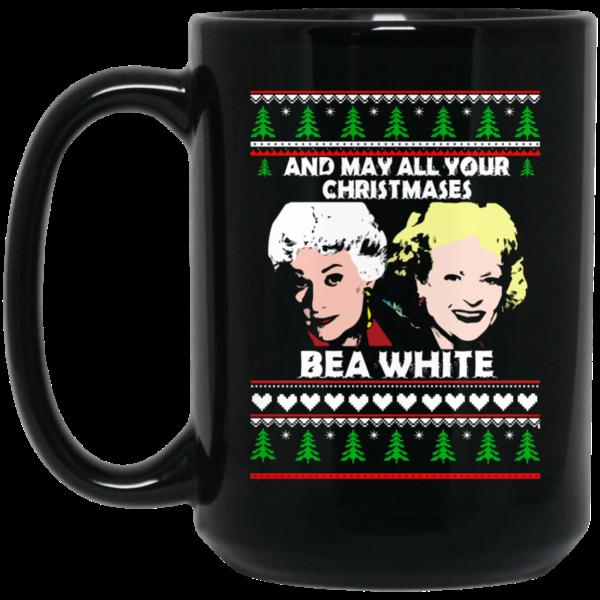 image 5 600x600 - May all your Christmase bea white mug