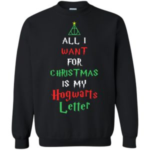 image 524 300x300 - All I Want For Christmas Is My Hogwarts Letter Sweater, Christmas Sweatshirts