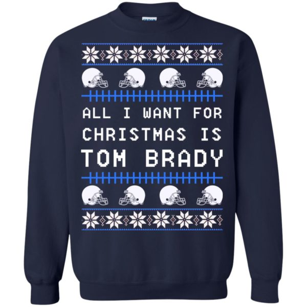 image 5257 600x600 - All I Want For Christmas is Tom Brady Ugly Sweater, Shirt, Hoodie