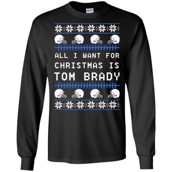 image 5298 600x600 - All I Want For Christmas is Tom Brady Ugly Sweater, Shirt, Hoodie