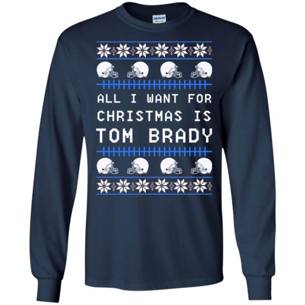 image 5299 600x600 - All I Want For Christmas is Tom Brady Ugly Sweater, Shirt, Hoodie