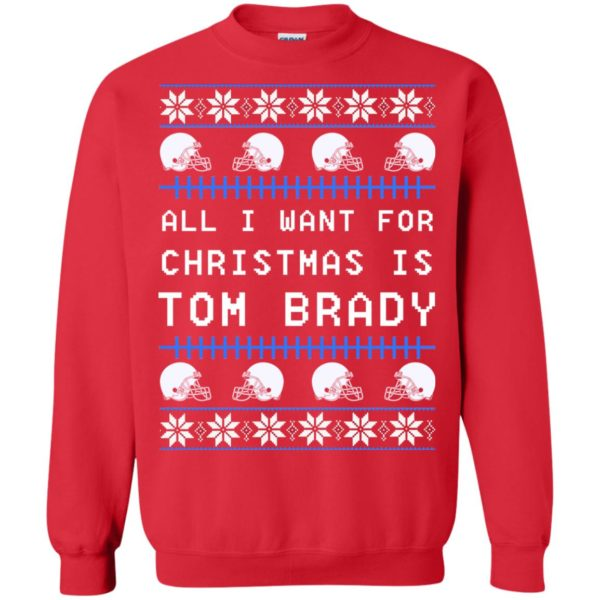 image 5306 600x600 - All I Want For Christmas is Tom Brady Ugly Sweater, Shirt, Hoodie