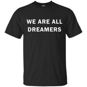 image 5371 300x300 - Minka Kelly: We are all dreamers shirt, hoodie