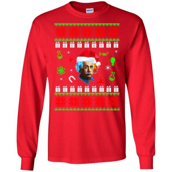 image 5793 600x600 - Albert Einstein Ugly Christmas Sweater, Hoodie