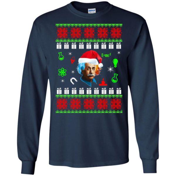 image 5794 600x600 - Albert Einstein Ugly Christmas Sweater, Hoodie