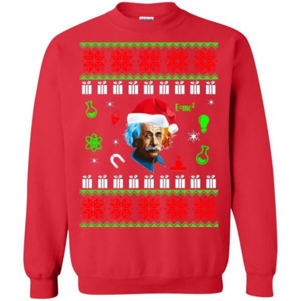 image 5799 600x600 - Albert Einstein Ugly Christmas Sweater, Hoodie