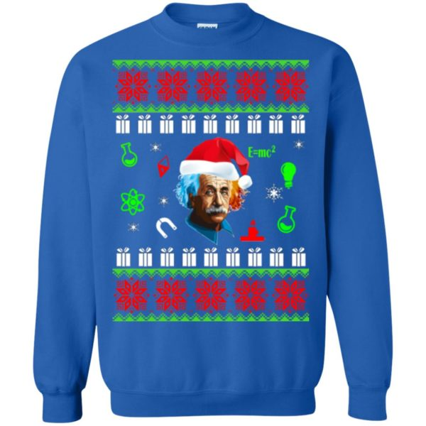 image 5801 600x600 - Albert Einstein Ugly Christmas Sweater, Hoodie