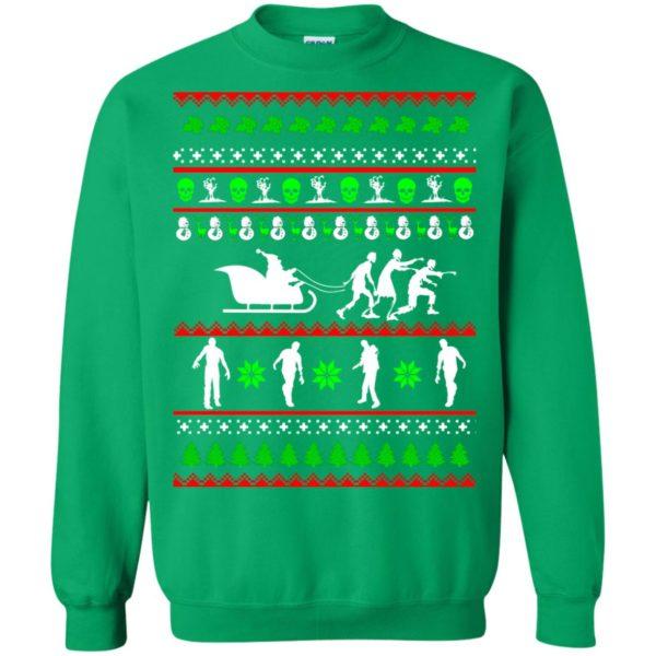 image 5840 600x600 - Zombie Christmas Sweater, Hoodie