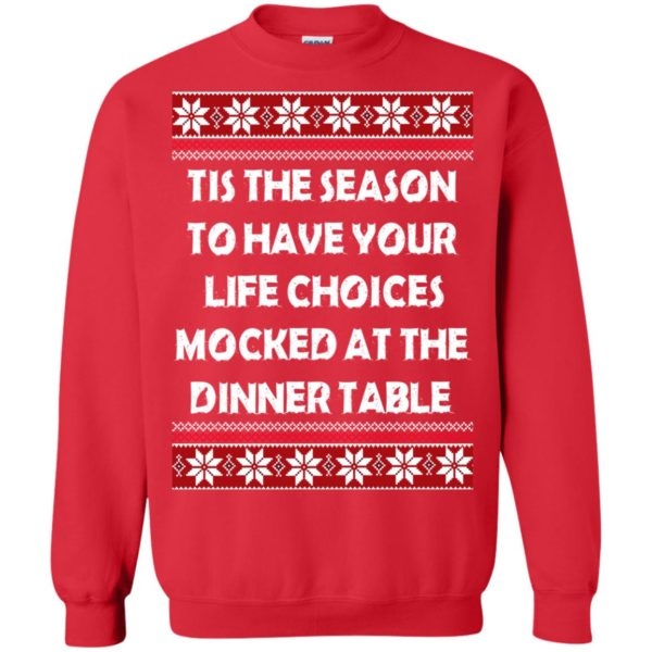 image 5898 600x600 - Tis The Season To Have Your Life Choices Mocked Christmas Sweater, Hoodie