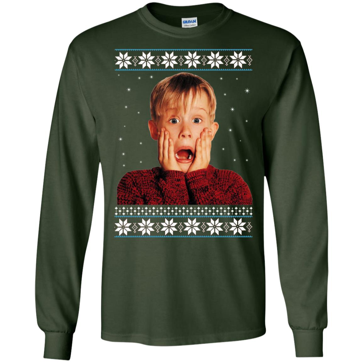 image 6271 - Home Alone: Kevin McCallister Sweatshirt, Hoodie, Long Sleeve