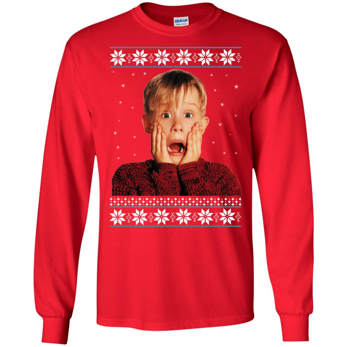 image 6272 - Home Alone: Kevin McCallister Sweatshirt, Hoodie, Long Sleeve