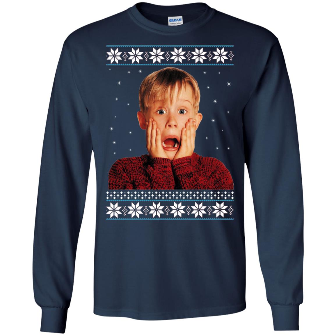image 6273 - Home Alone: Kevin McCallister Sweatshirt, Hoodie, Long Sleeve