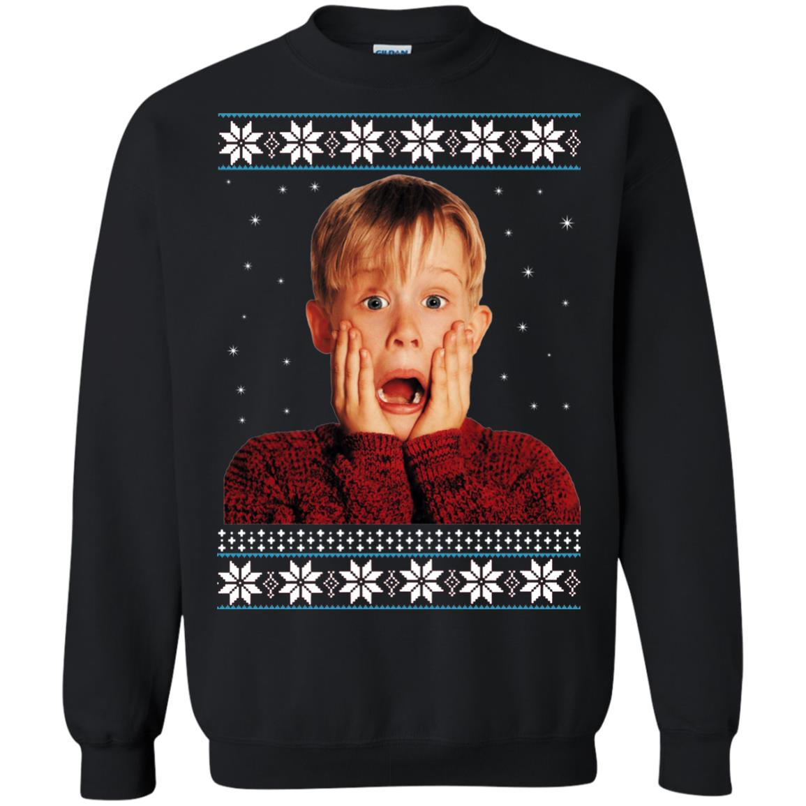 image 6276 - Home Alone: Kevin McCallister Sweatshirt, Hoodie, Long Sleeve
