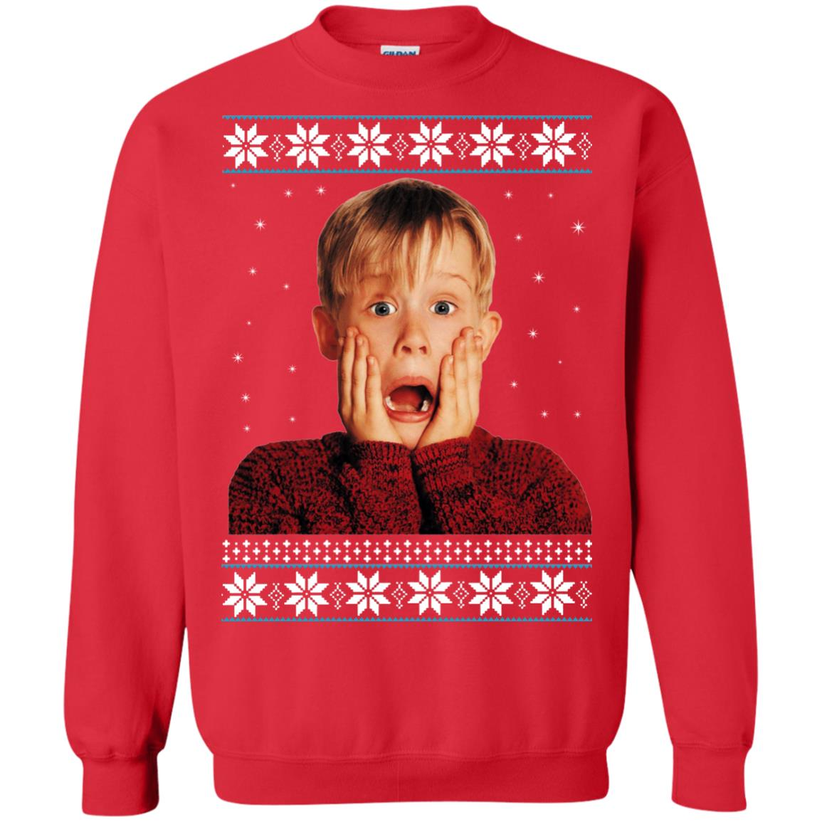 image 6278 - Home Alone: Kevin McCallister Sweatshirt, Hoodie, Long Sleeve