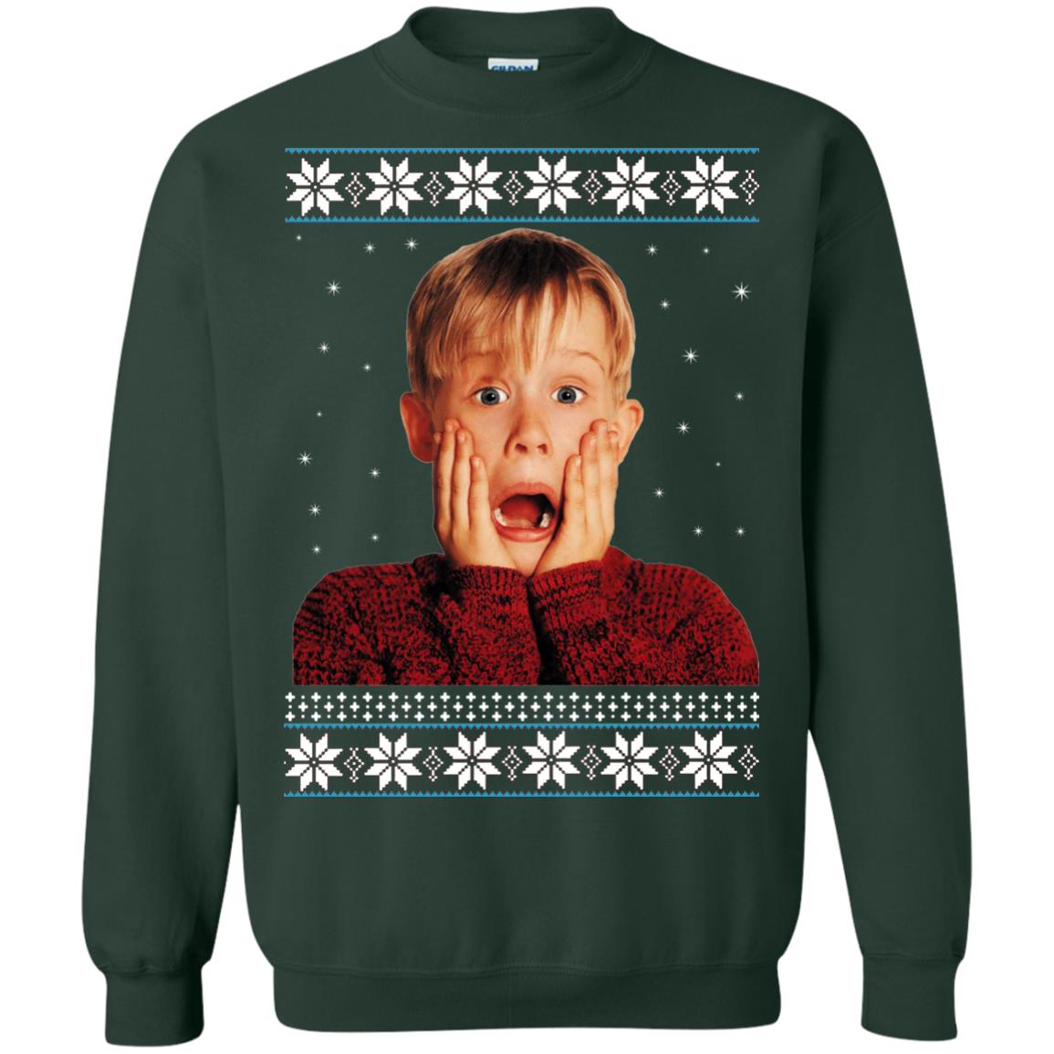 image 6279 - Home Alone: Kevin McCallister Sweatshirt, Hoodie, Long Sleeve