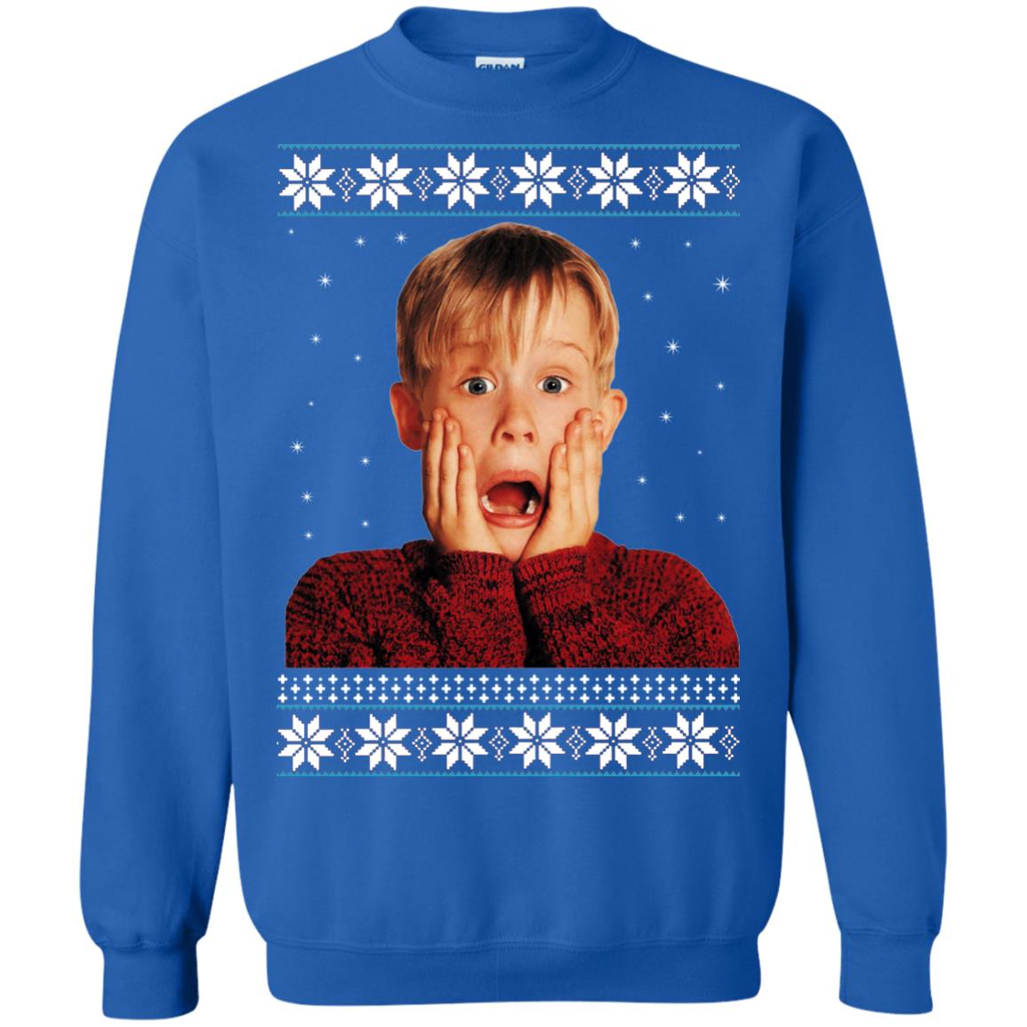 image 6280 - Home Alone: Kevin McCallister Sweatshirt, Hoodie, Long Sleeve