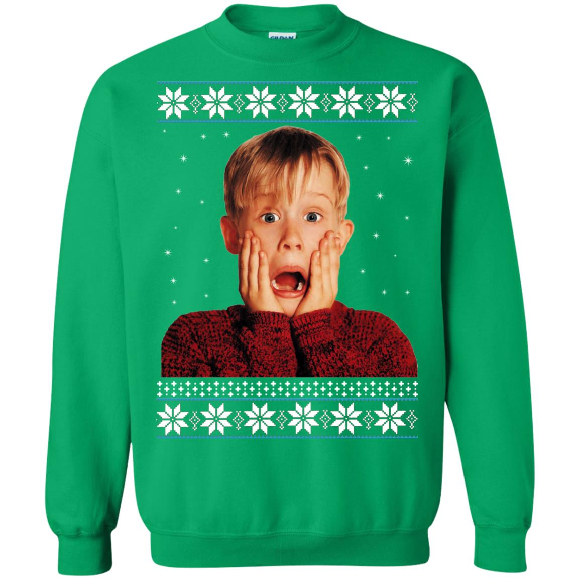image 6281 - Home Alone: Kevin McCallister Sweatshirt, Hoodie, Long Sleeve