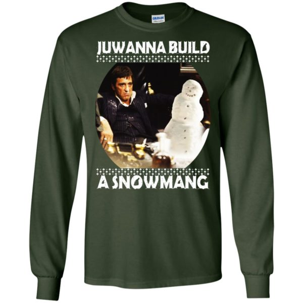 image 6331 600x600 - Scarface Juwanna Build a Snowman Christmas Sweater, Hoodie