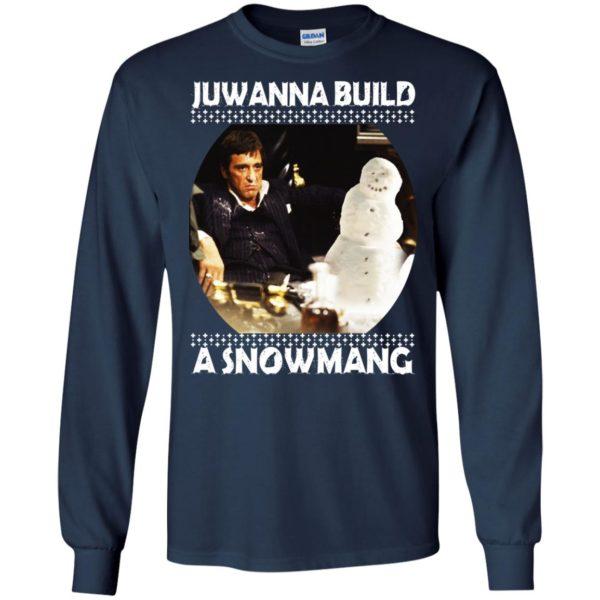 image 6333 600x600 - Scarface Juwanna Build a Snowman Christmas Sweater, Hoodie