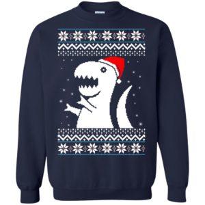 image 6469 300x300 - Trex Santa Dino Christmas Ugly Sweater, Hoodie