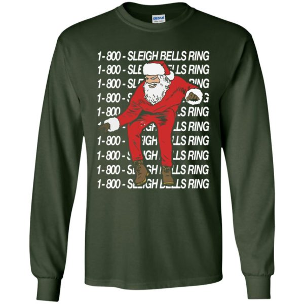 image 6583 600x600 - Sleigh Bells Ring 1-800 Christmas Sweater, Long Sleeve