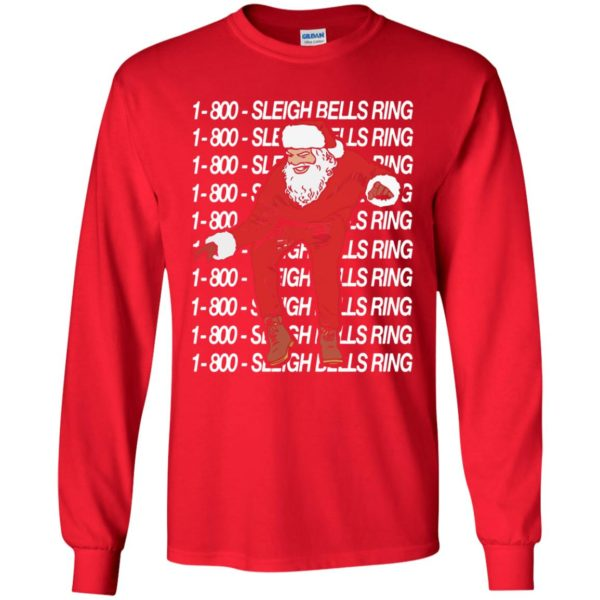 image 6584 600x600 - Sleigh Bells Ring 1-800 Christmas Sweater, Long Sleeve