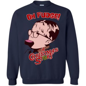 image 6601 300x300 - Oh Fudge A Christmas Story Sweater, Hoodie, Long Sleeve