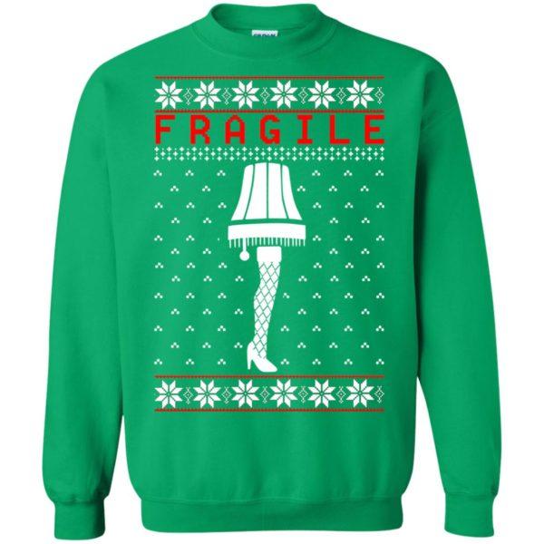 image 6762 600x600 - Christmas Story Fragile The Leg Lamp Ugly Sweater, Long Sleeve
