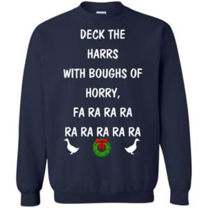 image 6770 300x300 - Deck the harrs with boughs of horry Fa Ra Ra Ra Christmas Sweater, Hoodie
