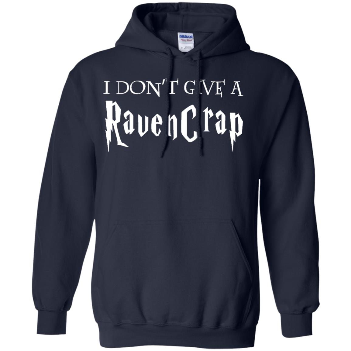 image 691 - Harry Potter: I don't give a Ravencrap shirt & sweater