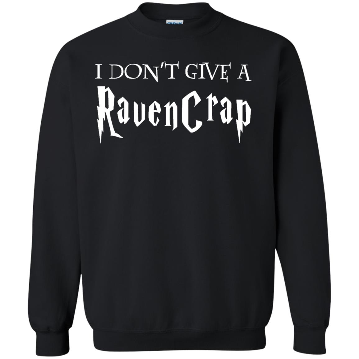 image 692 - Harry Potter: I don't give a Ravencrap shirt & sweater