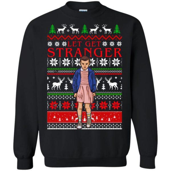 image 7 600x600 - Eleven Let Get Stranger Ugly Sweater, Shirt, Hoodie