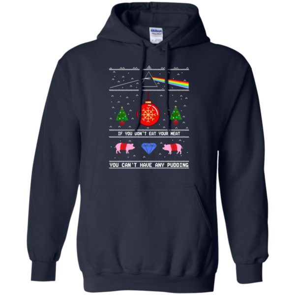 image 740 600x600 - Pink Floy: If You Don't Eat Your Meat Christmas Sweatshirt, Ugly Sweater