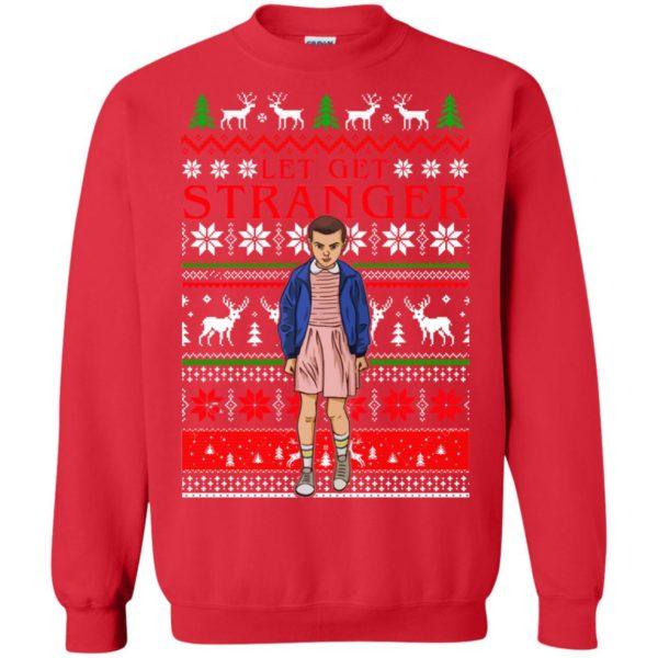 image 9 600x600 - Eleven Let Get Stranger Ugly Sweater, Shirt, Hoodie