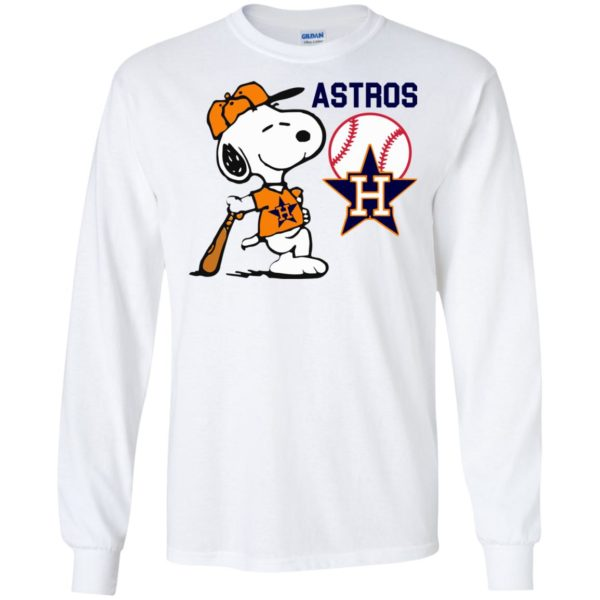 image 967 600x600 - Snoopy Houston Astros Shirt, Sweater, Hoodie