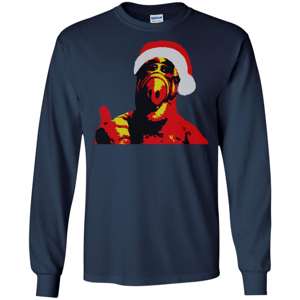 image 1024 - ALF Christmas Sweater, Hoodie, Long Sleeve