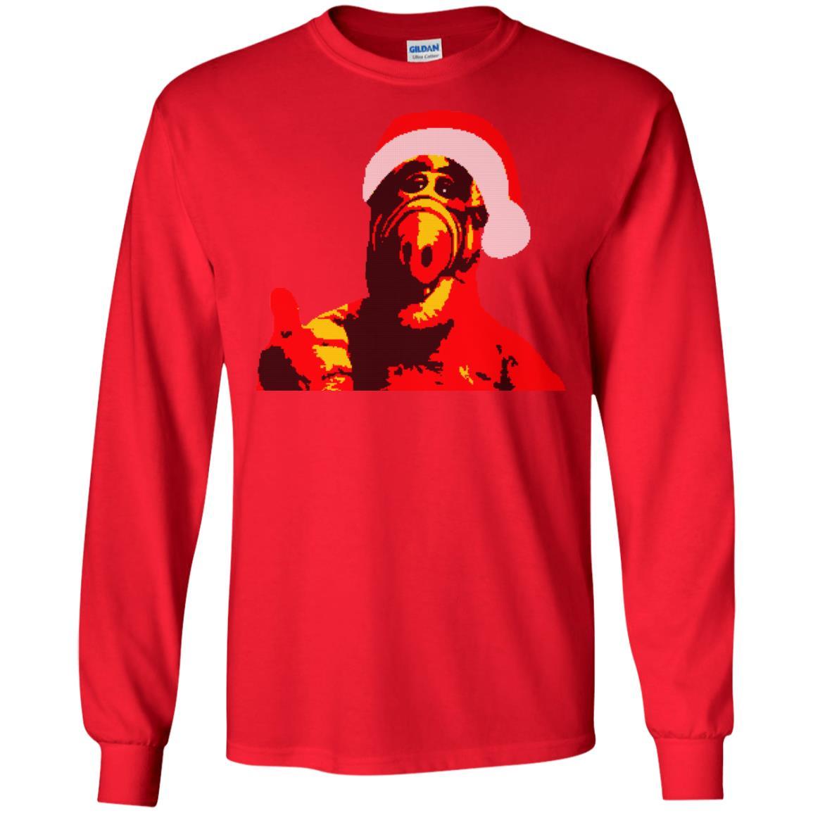 image 1025 - ALF Christmas Sweater, Hoodie, Long Sleeve