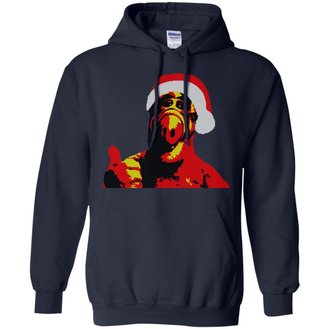 image 1027 - ALF Christmas Sweater, Hoodie, Long Sleeve