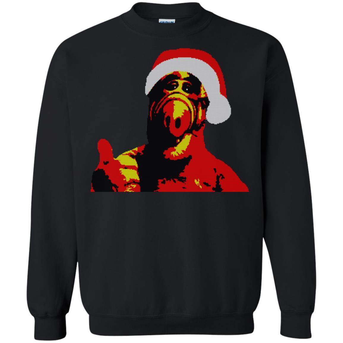 image 1029 - ALF Christmas Sweater, Hoodie, Long Sleeve